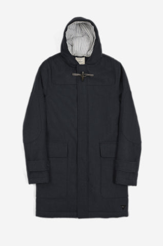 Men's Captain Duffle Coat (Navy) | Realm & Empire