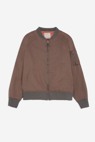 Men's L34 Lightweight Bomber Jacket in Dark Olive