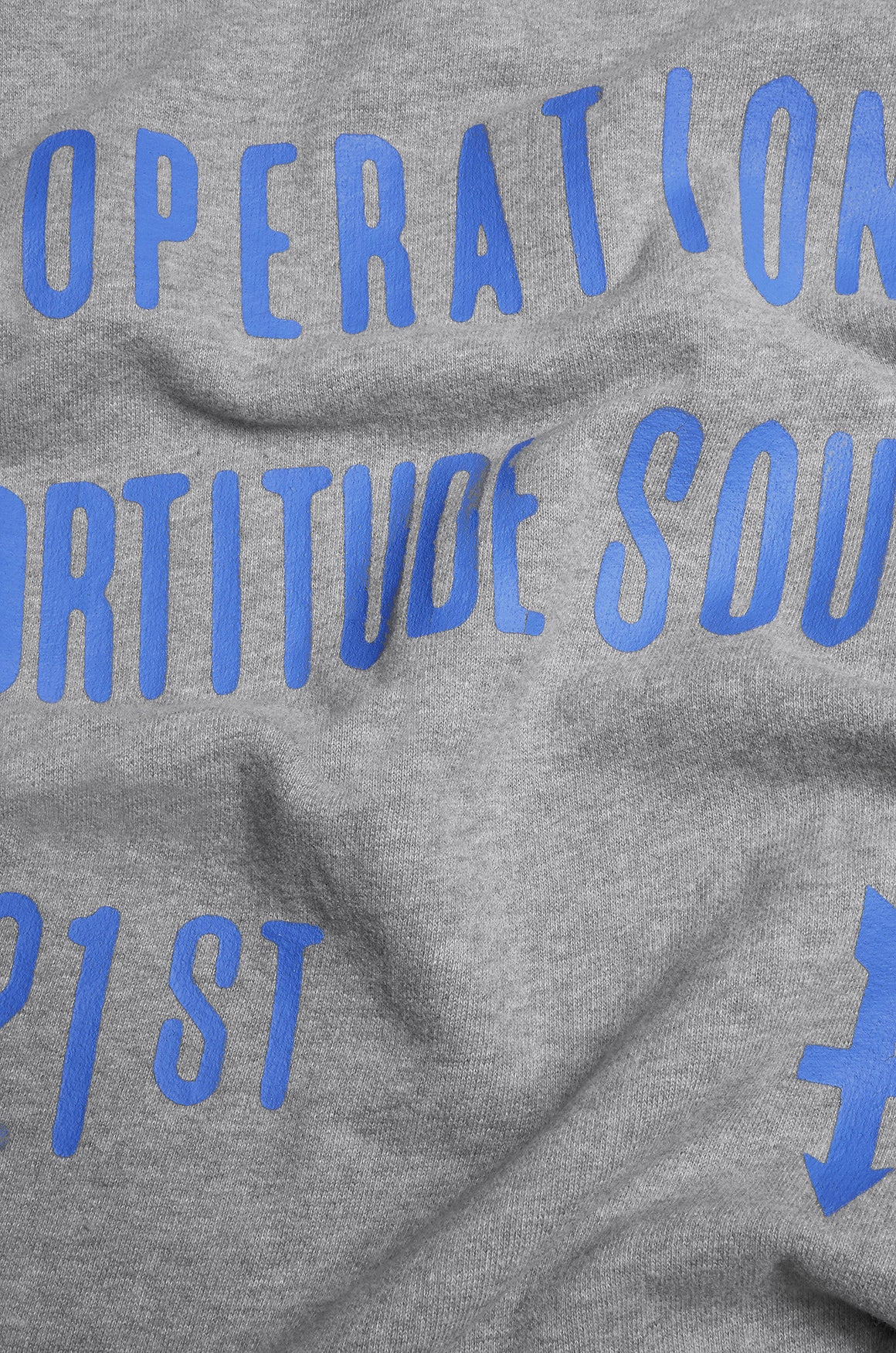 Men's Fortitude South Sweatshirt | Grey Marl