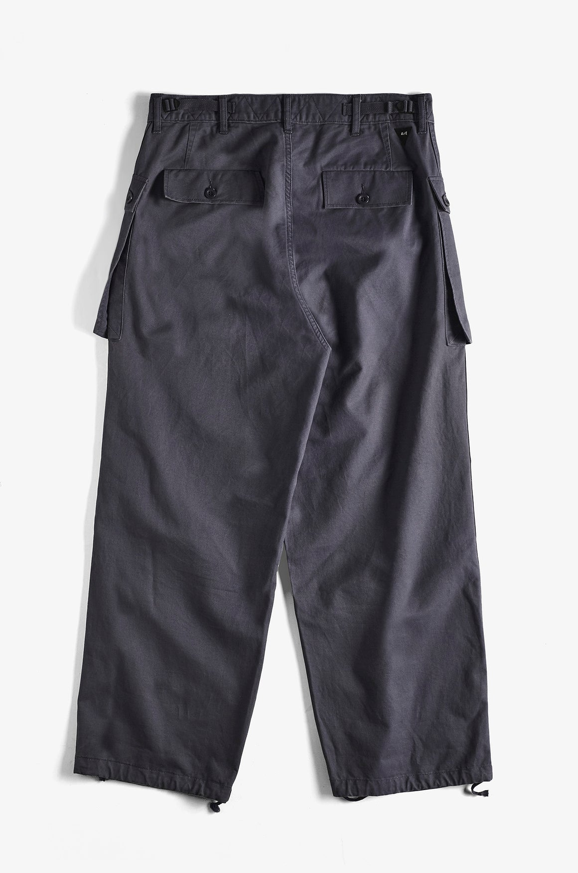USMC Utility Pant | Navy - issue #RE0498 | Vintage Style Workwear - Front