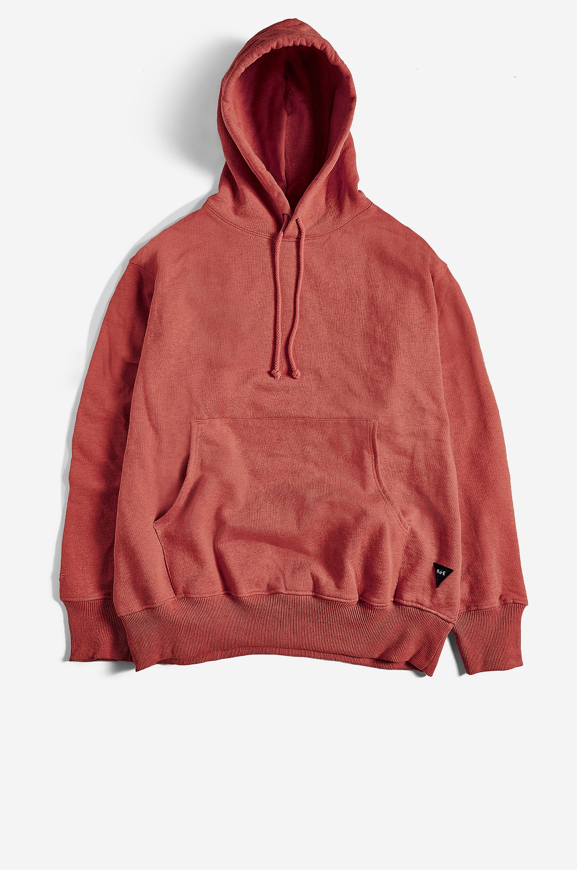 PT Pullover Hoodie | Burnt Red – issue #RE0506