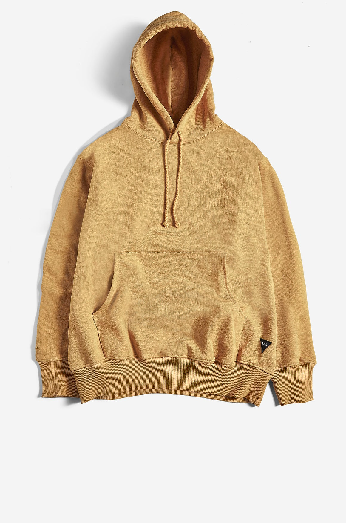 PT Pullover Hoodie | Dust Yellow – issue #RE0506
