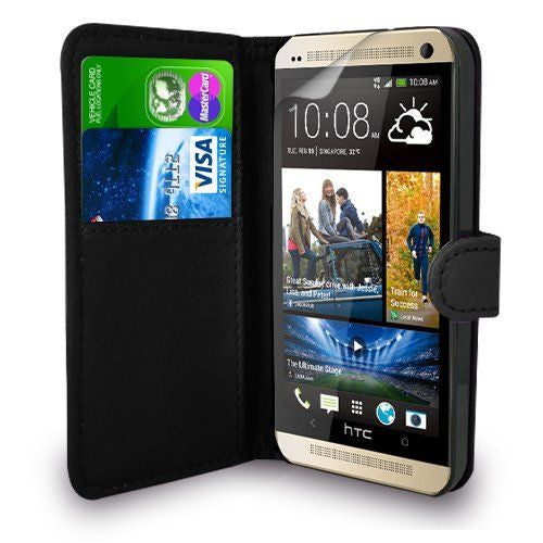 HTC U Ultra (5.7 inch) Flip Wallet Cases