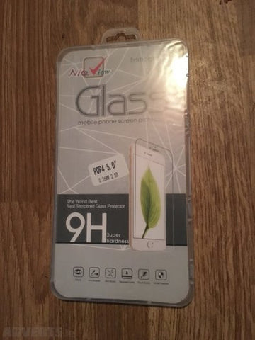 Alcatel Pop 4 (5 inch) Tempered Glass