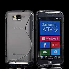Samsung Ativ S Gel Back Covers
