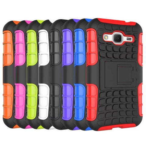 Samsung Galaxy Core Prime Heavy Duty Shock Proof Covers