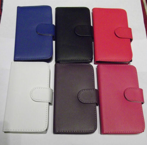 Iphone 5c New Stylish Flip Wallet Case