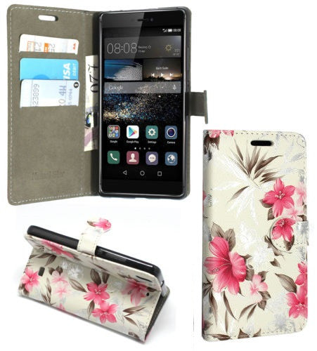 Huawei G620s Flip Wallet Cases