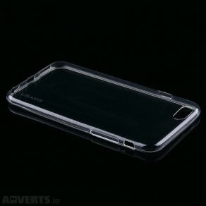Iphone 5 & 5s & SE Ultra Thin Soft TPU Silicone Gel Clear Back Cover