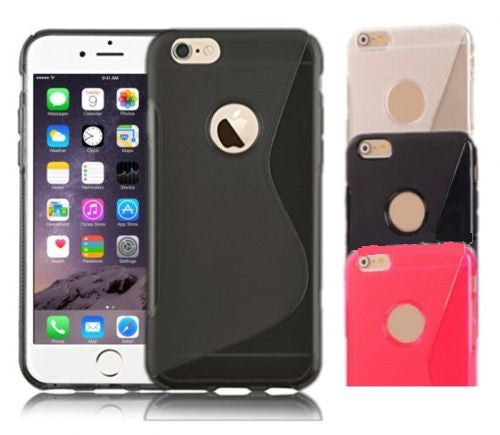 iPhone 5c Gel Back Covers