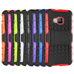 HTC M9 Shockproof Heavy Duty Cases