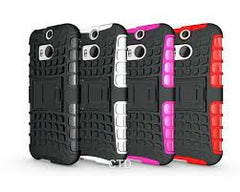 HTC M8 Shockproof Heavy Duty Cases
