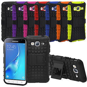 Samsung Galaxy J3 2016 J36 Heavy Duty Shockproof Covers