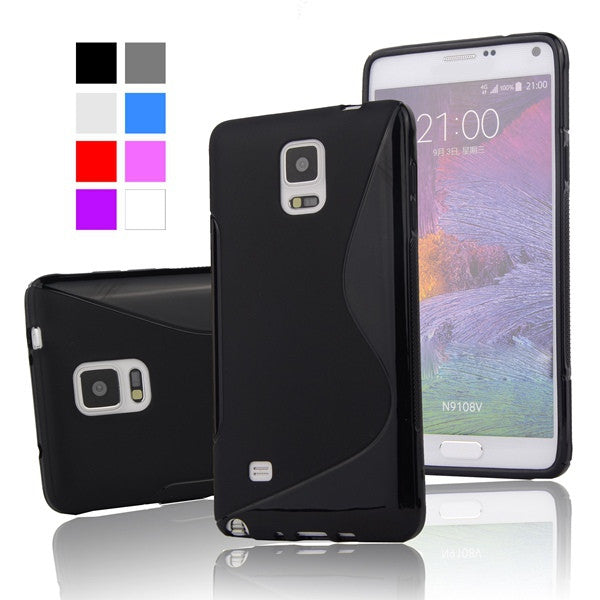 Samsung Galaxy Note 4 Gel Back Cover