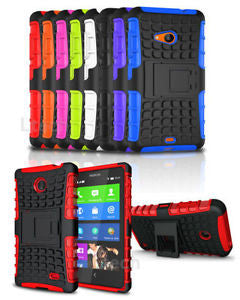 Vodafone Prime 6 Heavy Duty Shockproof Covers