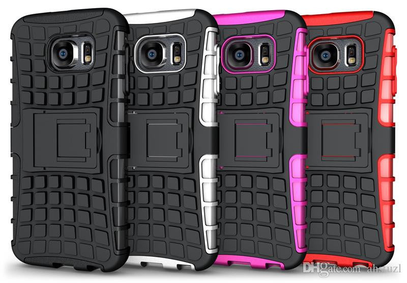 Samsung Galaxy S7 Edge Heavy Duty Shockproof Covers