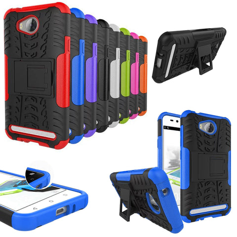 Huawei Y6 2018 Heavy Duty Shockproof Cover's