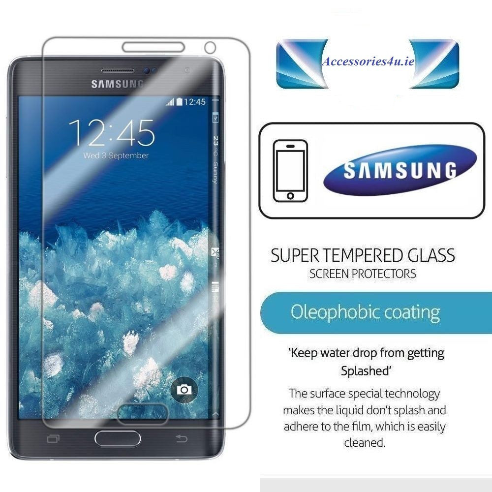 Tempered Glass Samsung Galaxy S6 Edge (Curved)