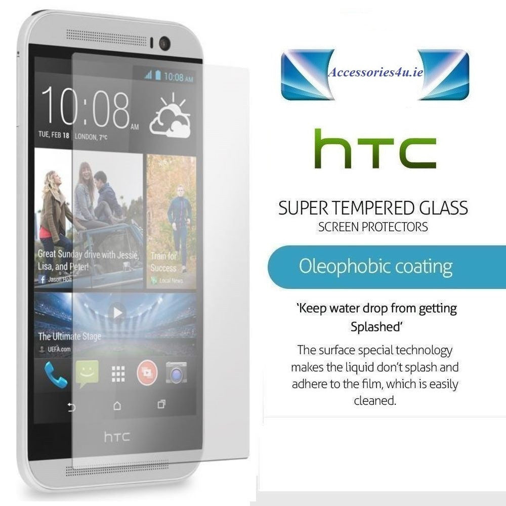 Tempered Glass HTC M10