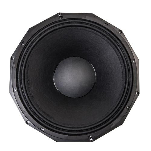 "Delta TurboCharged Dual 18"" Plywood SubWoofer 18mm Birch Plywood Passive PA Speaker 3000w RMS - 138dB"