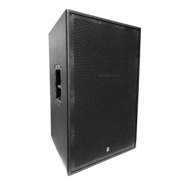 "Delta 15"" Birch Plywood 600W RMS 8 Ohm Full-Range Trapezoidal 2-way PA Speaker"