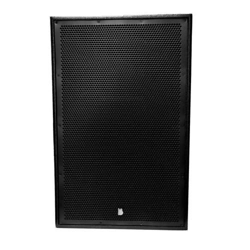 "Delta 15"" Birch Plywood 700W RMS 8 Ohm Full-Range Trapezoidal 2-way PA Speaker"