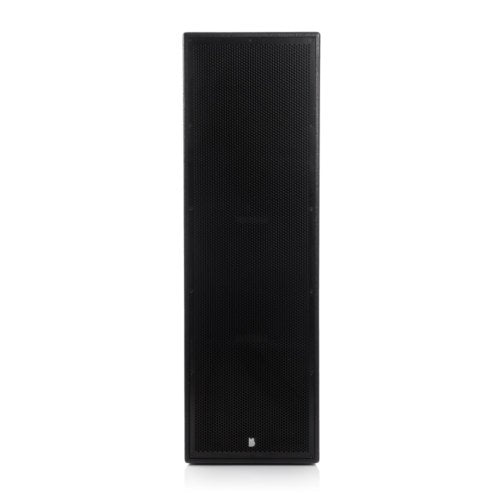 "Delta Passive Triple 12"" Birch Plywood PA Full Range Speaker Trapezoidal 3X12"" 1000W RMS 4 Ohm"