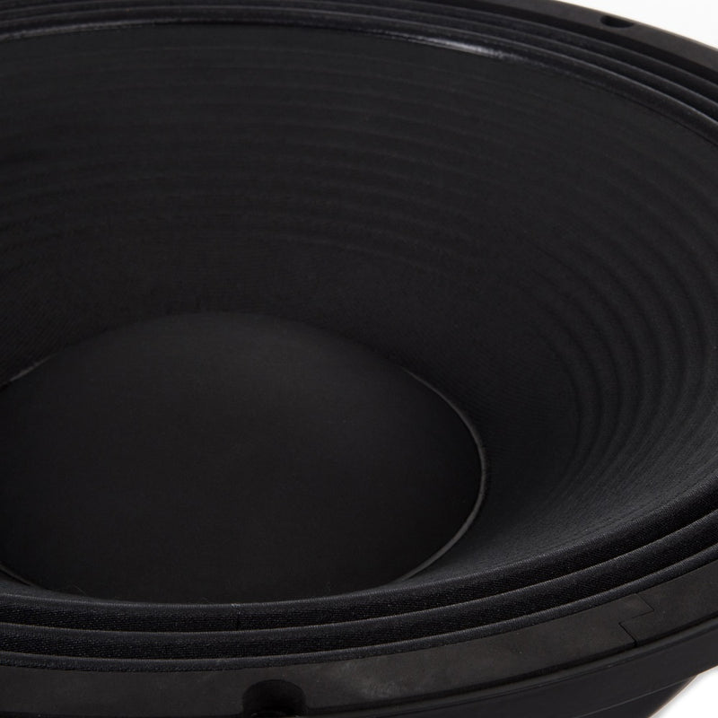 "Delta Dual 18"" Passive Subwoofer 2000w RMS 18mm Birch Marine Plywood"