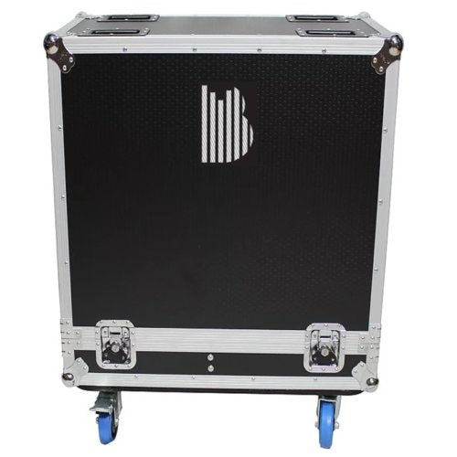 "Line Array Set Delta Dual 8"" Passive Array 4 Box Set - Including Flight Case"