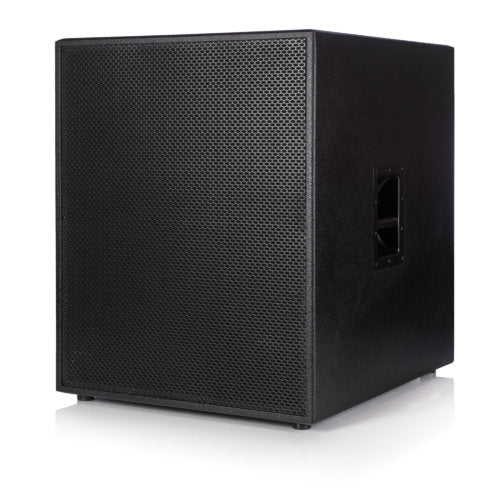 "Beta 15"" Active Sub 600w RMS Bass Plywood Compact Subwoofer"