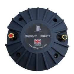 1.75 Compression Driver 100w RMS 8ohm High Frequency HF Tweeter 112dB 44.4mm - BRC175 (1)