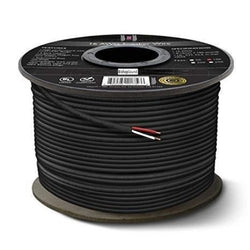 Speaker Cable - Double Insulated, PVC MultiCore, Stranded, Round Flexible PVC for PA Installation (1)