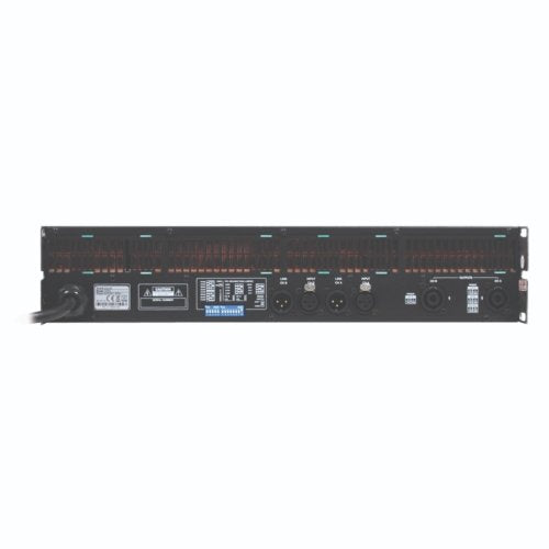 Zenith 13K2 - 2 Channel Power Amplifier 1 X 13,000W Bridge - 2 X 6500W @ 2 OHM Stable