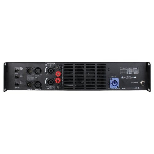 Zenith CD5000 - 2 Channel Power Amplifier 5000W RMS