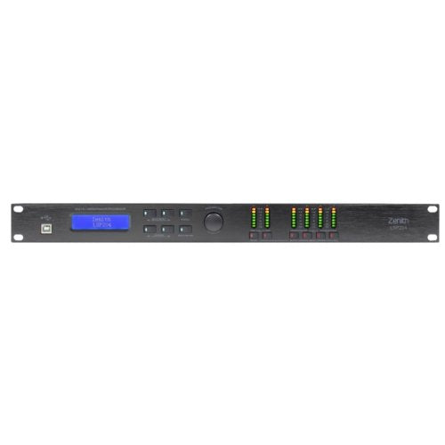 Zenith LSP204 Loudspeaker Management Processor 2 In 4 Out