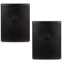 "2 x Beta 18"" 1000w RMS Passive Subwoofers Price is for the pair (LAST PAIR) (1)"