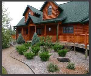 Log Home Maintenance Checklist