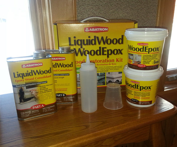 LiquidWood & WoodEpox Kits