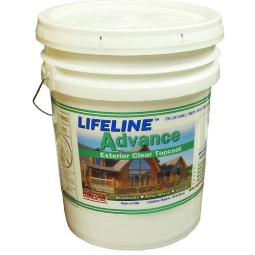 Lifeline Advance Top Coat Free Shipping 5 Gallon Pails Only.  Have to call to get this offer.
