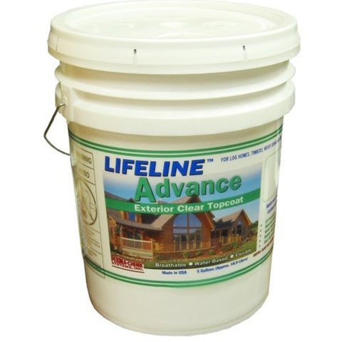 Lifeline Advance Top Coat (Free Shipping On 5 Gallon Pails)