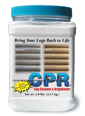 CPR Log Cleaner & Brightener