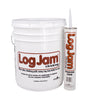 Log Jam Chinking Free Shipping on the first 5 gallon pail of Log Jam Chinking then $5.00 charge for each additional 5 gallon pail.