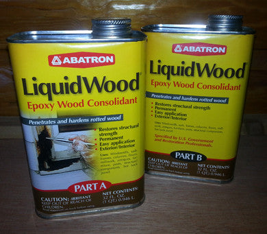 Liquid Wood Kit