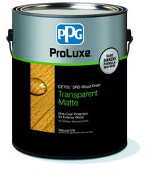 PPG ProLuxe Cetol SRD RE (Also For Decks) (FREE SHIPPING)