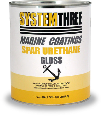 Spar Urethane Varnish (System Three)