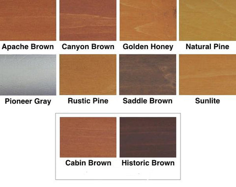 Weatherseal Stain Also For Decks Free Shipping 5 Gallon Pails Only I Wood Care