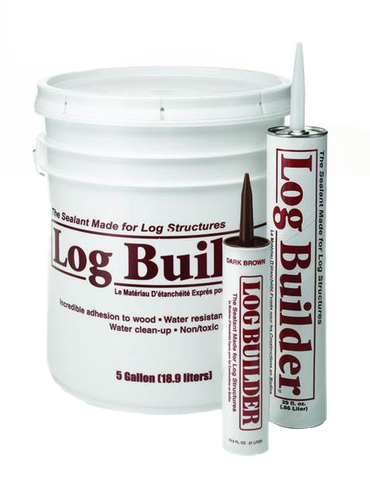 Log Builder Caulk