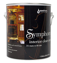 Symphony Interior Clear(FREE SHIPPING ON FIRST 5 GALLONS WHEN ORDERING MORE THAN ONE)