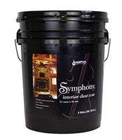 Symphony Interior Clear Free Shipping 5 Gallon Pails Only.  Have to call to get this offer.