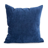 "Current Marine Blue 20"" Chenille Pillow"
